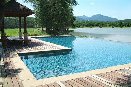 Chauffer une piscine naturellement - Bache chauffe eau piscine ...